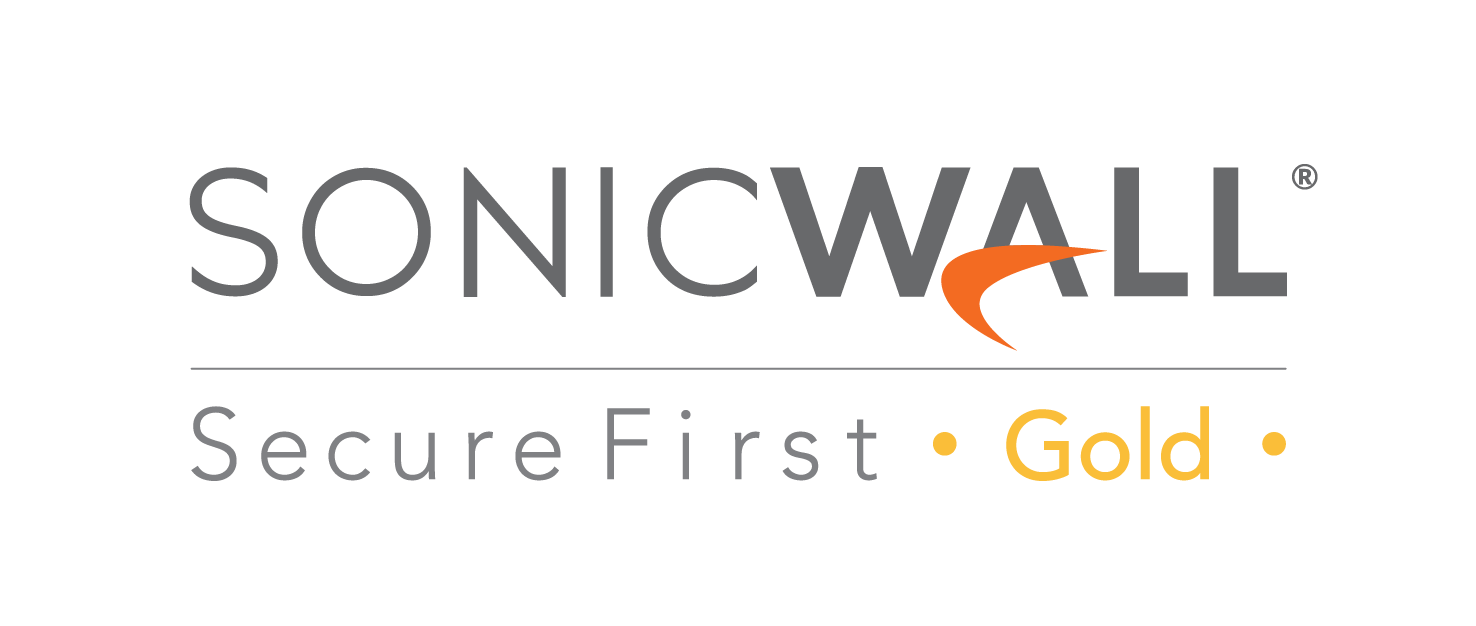 SonicWall SecureFirst Gold Partner