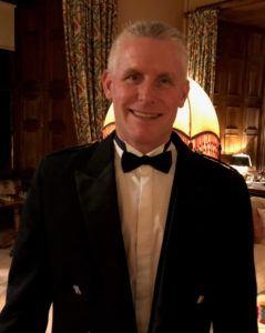 Bill Murphy in Scotland at Dan Pena's 2018 QLA Seminar