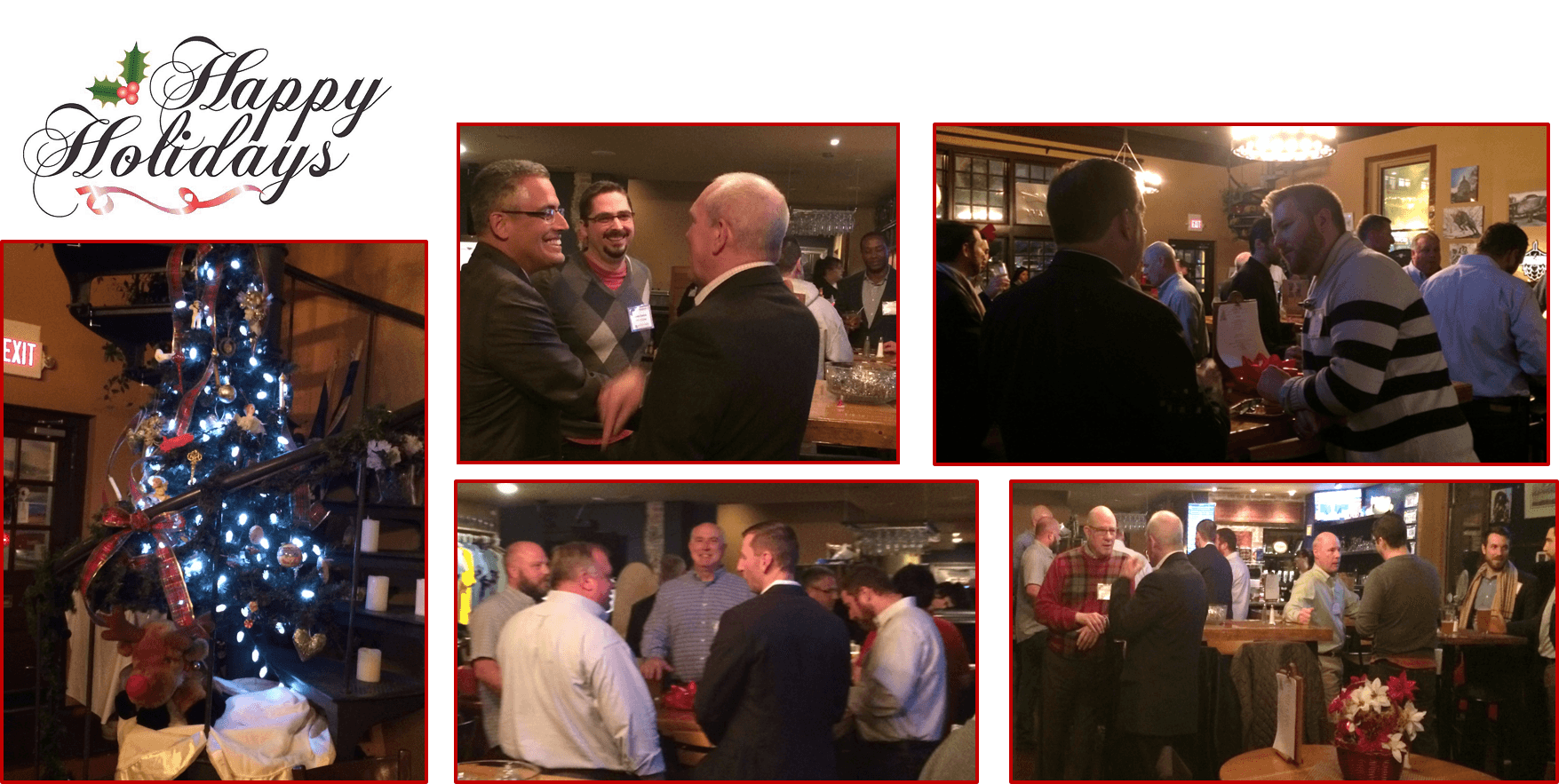 CIO Innovation Insider Holiday Happy Hour