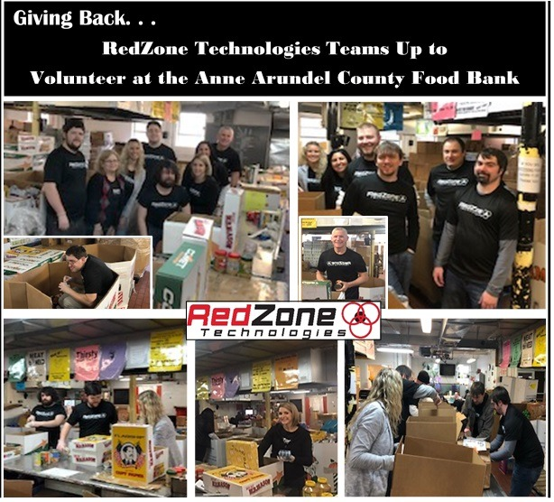 Anne Arundel County Food Bank Volunteering